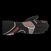 Alpinestars Tech 1 Race v2 Glove - Black/Red - Size M