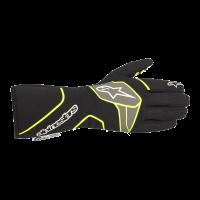 Alpinestars Tech 1 Race v2 Glove - Black/Yellow Fluo - Size XL