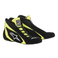 Alpinestars Racing Shoes - Alpinestars SP Shoe - $199.95 - Alpinestars - Alpinestars SP Shoe - Black / Yellow - Size 8.5