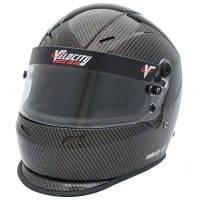 Karting Gear - Karting Helmets - Velocity Race Gear - Velocity 15 Carbon Graphic Helmet - Large