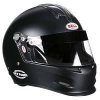 Bell Helmets - Bell GP.2 Youth Helmet - Matte Black - 3XS (52-53) SFI24.1 - Image 2