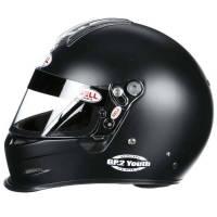 Bell Helmets - Bell GP.2 Youth Helmet - Matte Black - 3XS (52-53) SFI24.1 - Image 3