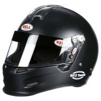 Kids Race Gear - Kids Helmets - Bell Helmets - Bell GP.2 Youth Helmet - Matte Black - XS (55-56) SFI24.1