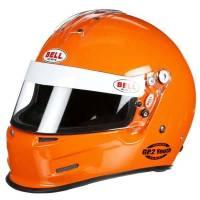 Kids Race Gear - Kids Helmets - Bell Helmets - Bell GP.2 Youth Helmet - Orange - 2XS (54-55) SFI24.1