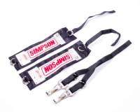 "Simpson Performance Products - Simpson ""Y"" Strap Arm Restraints - Black"