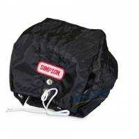 Safety Equipment - Parachutes and Components - Simpson Performance Products - Simpson Air Boss - Black Nylon Pack - For 10 Ft. Parachutes