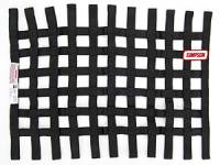 "Safety Equipment - Simpson Performance Products - Simpson 24"" x 24"" Rectangle Window Net - Black"