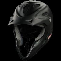 Crew Apparel & Collectibles - Crew Helmets - Simpson Performance Products - Simpson Pit Warrior Helmet - Matte Black - Medium