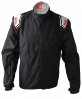 SUMMER SIZZLER SALE! - Karting Gear Sale - Simpson Performance Products - Simpson Apex Kart Jacket - Black - Small