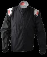 SUMMER SIZZLER SALE! - Karting Gear Sale - Simpson Performance Products - Simpson Apex Kart Jacket - Black - X-Large