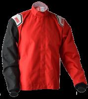 SUMMER SIZZLER SALE! - Karting Gear Sale - Simpson Performance Products - Simpson Apex Kart Jacket - Red - Medium