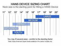 Hans Performance Products - HANS III Device - 20 - Medium - Post Anchor - Sliding Tether - FIA - Image 6