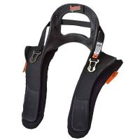 Head & Neck Restraints - HANS Device - Hans Performance Products - HANS III Device - 30 - Medium - Quick Click - Sliding Tether - SFI