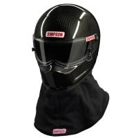 Simpson Helmets - Simpson Carbon Drag Bandit Helmet - $899.95 - SAVE $90 - Simpson Performance Products - Simpson Carbon Drag Bandit Helmet - X-Large