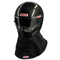 Simpson Helmets - Simpson Carbon Drag Bandit Helmet - $899.95 - SAVE $90 - Simpson Performance Products - Simpson Carbon Drag Bandit Helmet - X-Small