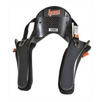 Head & Neck Restraints - HANS Device - Hans Performance Products - HANS Pro Ultra Device - 30° - Medium - Quick Click - Sliding Tether - SFI