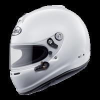 SUMMER SIZZLER SALE! - Arai Helmets - Arai GP-6S M6 Helmet - White - Large