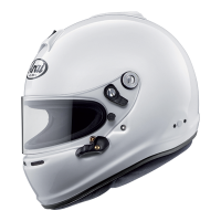 SUMMER SIZZLER SALE! - Arai Helmets - Arai GP-6S M6 Helmet - White - Small