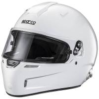 Safety Equipment - Sparco - Sparco Air RF-5W Helmet - Medium - Matte Black