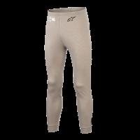 Alpinestars Racing Suits - Alpinestars Fire Retardant Underwear - Alpinestars - Alpinestars Race v3 Bottom - Gray - Small