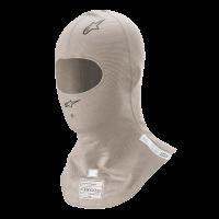 Alpinestars Racing Suits - Alpinestars Fire Retardant Underwear - Alpinestars - Alpinestars Race v3 Balaclava - Gray