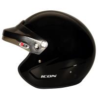 B2 Helmets - B2 Icon Helmet - Metallic Black - Medium - Image 3