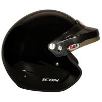B2 Helmets - B2 Icon Helmet - Metallic Black - Medium - Image 4