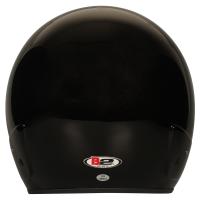 B2 Helmets - B2 Icon Helmet - Metallic Black - Medium - Image 5