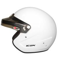B2 Helmets - B2 Icon Helmet - Metallic Silver - Small - Image 3