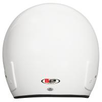 B2 Helmets - B2 Icon Helmet - Metallic Silver - Small - Image 4