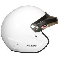 B2 Helmets - B2 Icon Helmet - Metallic Silver - Small - Image 5