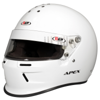 B2 Helmets - B2 Apex Helmet - White - Medium