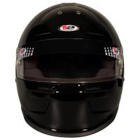 B2 Helmets - B2 Apex Helmet - Metallic Black - Small - Image 2