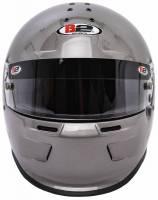 B2 Helmets - B2 ApexHelmet - Metallic Silver - Large - Image 3