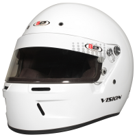 B2 Helmets - ON SALE! - B2 Vision Helmet - SALE $239.99 - SAVE $40 - B2 Helmets - B2 Vision Helmet - White - Small