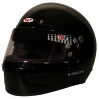 B2 Helmets - ON SALE! - B2 Vision Helmet - SALE $239.99 - SAVE $40 - B2 Helmets - B2 Vision Helmet - Metallic Black - Medium