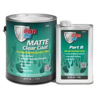 Paint & Finishing - POR-15 - POR-15 Clear Coat - Activator Included - Urethane - Matte Clear - 1 Gallon Can