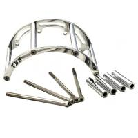 """Air & Fuel System - The Blower Shop - The Blower Shop TBS Belt Guard Kit - 7.375"""" - Fits 4.90"""" - 5.90"""""""