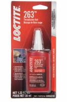 Oil, Fluids & Chemicals - Loctite - Loctite 263 Threadlocker Red Surface Insensitive - 36 ml Bottle