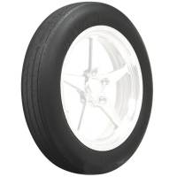 M&H Racemaster - M&H Racemaster Front Runner Tire - 27.0 x 4.5-16 - Bias Ply - White Letter Sidewall
