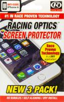 Mobile Electronics - Smart Phone Screen Protectors - Racing Optics - Racing Optics iPhone 6 Screen Protector - Single Layer - Anti-Glare Coating - (Pair)