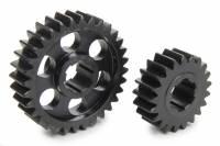 Midget Driveline & Rear Suspension - Midget Quick Change Gears - SCS Gears - SCS Quick Change Gear Set - 6 Spline - Set 612 - 4.11 Ratio 2.70 / 6.26 - 4.33 Ratio 2.84 / 6.60