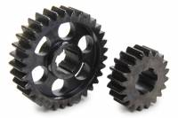 Midget Driveline & Rear Suspension - Midget Quick Change Gears - SCS Gears - SCS Quick Change Gear Set - 6 Spline - Set 617 - 4.11 Ratio 2.49 / 6.78 - 4.33 Ratio 2.62 / 7.14