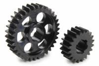 Midget Driveline & Rear Suspension - Midget Quick Change Gears - SCS Gears - SCS Quick Change Gear Set - 6 Spline - Set 618 - 4.11 Ratio 2.42 / 6.99 - 4.33 Ratio 2.55 / 7.36