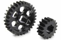 Midget Driveline & Rear Suspension - Midget Quick Change Gears - SCS Gears - SCS Quick Change Gear Set - 6 Spline - Set 619 - 4.11 Ratio 2.33 / 7.25 - 4.33 Ratio 2.45 / 7.64
