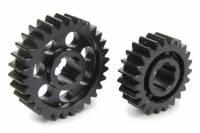 Midget Driveline & Rear Suspension - Midget Quick Change Gears - SCS Gears - SCS Quick Change Gear Set - 6 Spline - Set 624 - 4.11 Ratio 3.15 / 5.36 - 4.33 Ratio 3.32 / 5.65