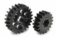 Midget Driveline & Rear Suspension - Midget Quick Change Gears - SCS Gears - SCS Quick Change Gear Set - 6 Spline - Set 625 - 4.11 Ratio 3.08 / 5.48 - 4.33 Ratio 3.25 / 5.77