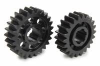 Midget Driveline & Rear Suspension - Midget Quick Change Gears - SCS Gears - SCS Quick Change Gear Set - 6 Spline - Set 63A - 4.11 Ratio 3.62 / 4.67 - 4.33 Ratio 3.81 / 4.92