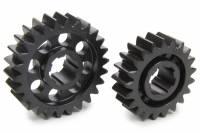 Midget Driveline & Rear Suspension - Midget Quick Change Gears - SCS Gears - SCS Quick Change Gear Set - 6 Spline - Set 65 - 4.11 Ratio 3.32 / 5.09 - 4.33 Ratio 3.50 / 5.36