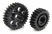 Midget Driveline & Rear Suspension - Midget Quick Change Gears - SCS Gears - SCS Quick Change Gear Set - 6 Spline - Set 65A - 4.11 Ratio 3.29 / 5.14 - 4.33 Ratio 3.46 / 5.41